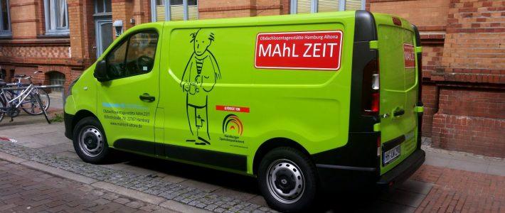 Der neue froschgrüne Renault-Lieferwagen ist endlich da