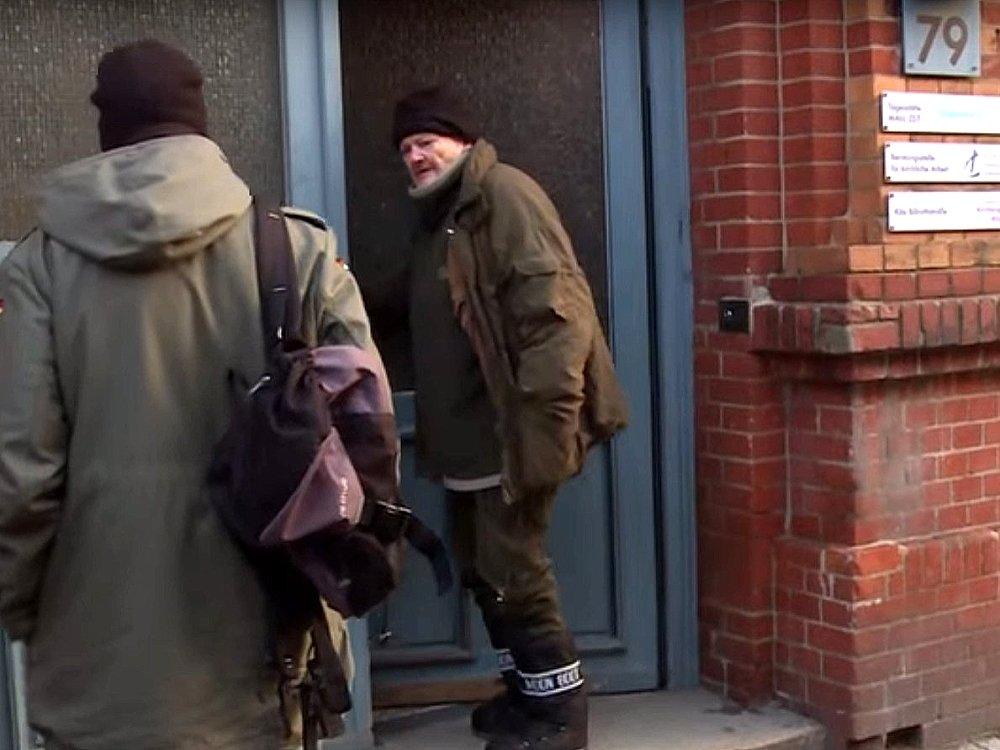 Raststätte für Obdachlose die Tagesstätte MAhLZEIT